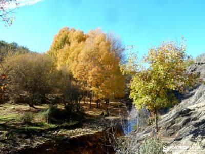 Sierra del Rincón-Río Jarama; rutas por irati excursiones en granada naturaleza cerca de madrid